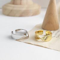 【ゆうパケ対象】silver925 twist ring