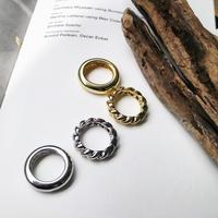 【ゆうパケ対象】twist ring set