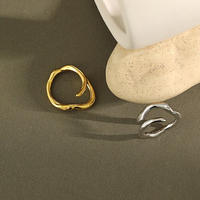 【ゆうパケ対象】silver925  nuance ring