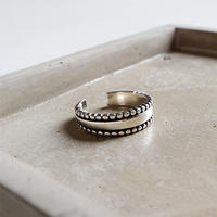 【ゆうパケ対象】silver925 simple design ring