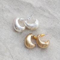gold入荷【ゆうパケ対象】moon pierce