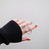 silver1点のみ入荷【ゆうパケ対象】silver925 design ring