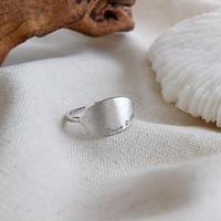 【ゆうパケ対象】silver925 plate design ring