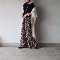 【ゆうパケ対象】ヴィンテージシフォンロングシャツ