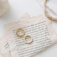 【ゆうパケ対象】marble color ring