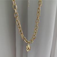 【ゆうパケ対象】chain ネックレス2点セット