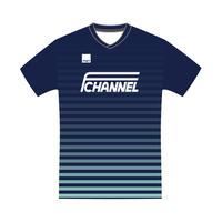 alegreユニフォーム(F14-1)BLUE