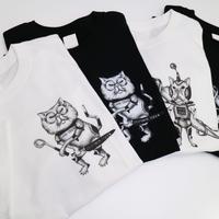 roboT-ロボシリーズユニセックスTシャツ(送料無料)