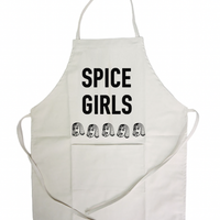 """ラブパク×DRESSSEN 限定 """"SPICE GIRLS""""エプロン"""