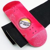P-REP 34MM X 100MM DECK - PINK