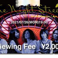 【配信視聴チケット】The Night Stream #002