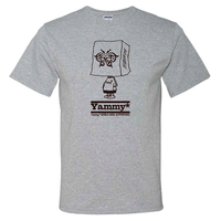 2020年度版 Yammy* World Wide Supporters Tシャツ