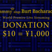10月31日分【おひねり・1000円】Yammy* sings Burt Bacharach World Premiere Live Streaming
