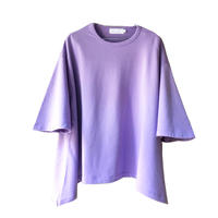 Graphpaper Sweat S/S Irregular Hem Tee