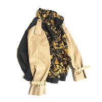 Kidole. TRENCH S/L 80's BLOUSON