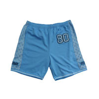 Supreme Monogram Short(Columbia Blue)