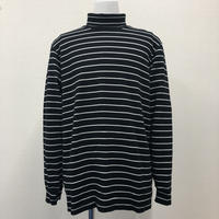 Used Supreme Striped L/S Turtleneck