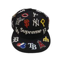 Supreme MLB New Era Navy