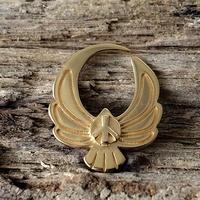 Eagle Pierce Gold Base