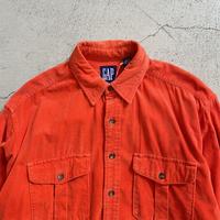 Old Gap Corduroy  shirt.