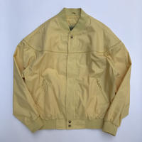 old yellow darby jacket.size L