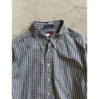 old Tommy Hilfiger BD check  shirt. XXL