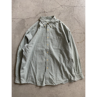 90's  Eddie Bauer check  shirt