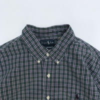 90's Polo Ralph Lauren check shirts.XL