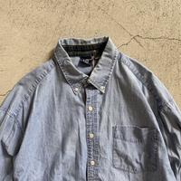 Old Gap Chambray  shirt. XL