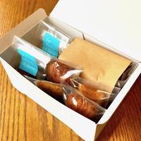 おやつセットB-2(キャラメルケーキとクッキー&ドゥミセック)
