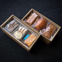 クッキーセット A:アールグレイ/チョコ/トマト  <プティ・ベイク付き>