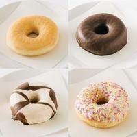 バラエティドッツ4個セット(シュガー、チョコレート、スパークル、ホワイトチョコレート)