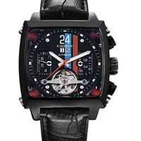 KIMSDUNトゥールビヨン腕時計  モナコがお好きな方へ