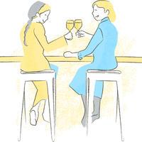 【暮らしのワイン】おまかせ2本セット