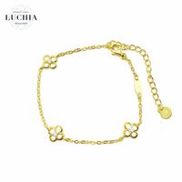 princess series bracelet type 2 gold