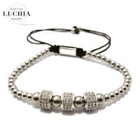 Handmade woven bracelet  type 92