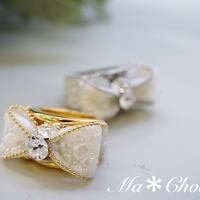 Ma*Chouette Solid  Ribbon Ring 2018 キット