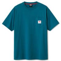 FTC【 エフティーシー】POCKET TEE TEAL ポケットTシャツ ティール