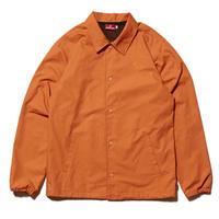 HELLRAZOR【 ヘルレイザー】TRADEMARK RIPSTOP COACH JACKET ORANGE コーチ ジャケット オレンジ