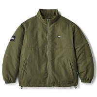 FTC【 エフティーシー】SUPPLEX® STAND COLLAR JACKET OLIVE ジャケット オリーブ