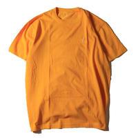 LUCKYWOOD【 ラッキーウッド】L logo color  TEE Tシャツ ゴールド