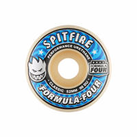 SPITFIRE【 スピットファイヤー】Spitfire Formula Four Classic 99a 52mm Wheels ウィール