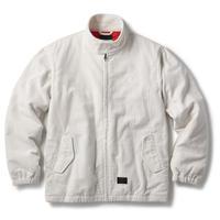 FTC【 エフティーシー】CORDUROY HARRINGTON JACKET コーデュロイ ジャケット オフホワイト