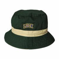 LUCKYWOOD【 ラッキーウッド】LUCK BUCKET HAT FOREST バケット ハット フォレスト