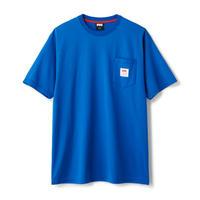 FTC【 エフティーシー】POCKET TEE ROYAL  ポケット Tシャツ  ロイヤル