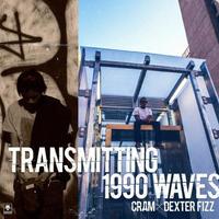 CRAM x DEXTER FIZZ / TRANSMITTING 1990 WAVES (Black Mix Juice/MIX CD)