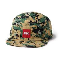 FTC【 エフティーシー】 MILITARY  CAP CAMO  帽子 キャップ  カモ