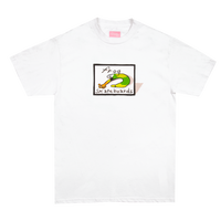 Frog skateboards【フロッグスケートボード】Classic Frog Logo TEE Tシャツ ホワイト