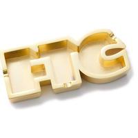 FTC【 エフティーシー】OG LOGO ASHTRAY 灰皿 ゴールド