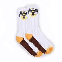 THEORIES【 セオリーズ】33RD DEGREES SOCKS White ソックス 靴下